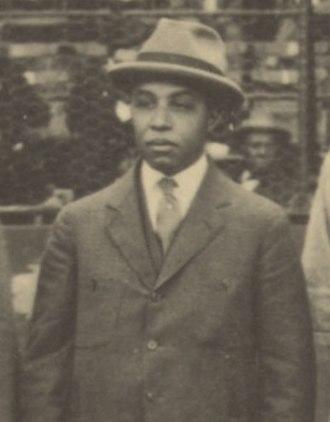 Ed Bolden - Image: Ed Bolden 1924