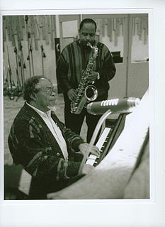 Roland Hanna American pianist