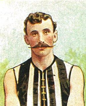 Eddie Drohan - Drohan in 1906
