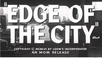 Edge of the City - Title Card
