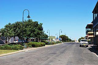 Edithburgh Town in South Australia