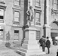 Edmund Burke outside Trinity College-We're a Couple of Swells.jpg