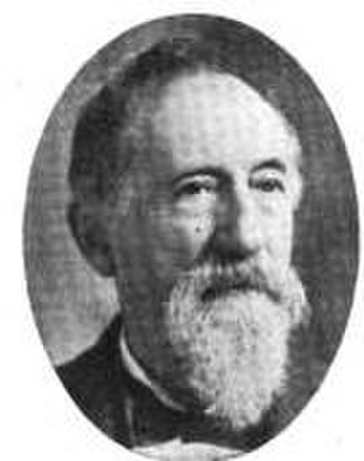 Edward J. Sanford - Photograph from Notable Men of Tennessee (1905)