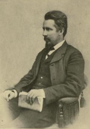 Edward Dowden - Edward Dowden c.1874