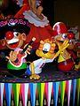 Efteling Carnaval Festival Loeki laatste scène.JPG