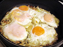 Fried egg - Wikipedia