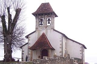 Saint-Médard-Nicourby Commune in Occitanie, France
