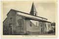Eglise de Brézins au début du XXe siècle.png