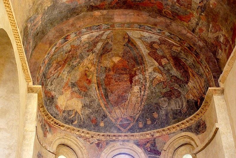 File:Eglise romane de Montgauch (Ariège).jpg