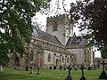 Eglwys Gadeiriol Llanelwy - Saint Asaph Cathedral - geograph.org.uk - 1293019.jpg