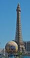 Eiffel Tower replica, Las Vegas (5941555762).jpg