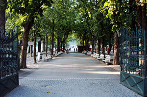 Eingangkurpark