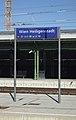 Eisenbahnstrecke, Wiener Vorortelinie - Teilbereich Heiligenstadt mit Station Heiligenstadt (52468) IMG 3099.jpg