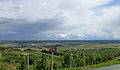 Eisenberg an der Pinka Landscape towards Hungary 50364.JPG