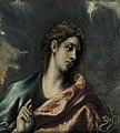 El Greco - Johannes de Evangelist - 2551 (OK) - Museum Boijmans Van Beuningen.jpg