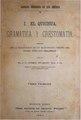 El quichua. Gramatica y crestomania (tomo 1) - J. H. Gybbon Spilsbury.pdf