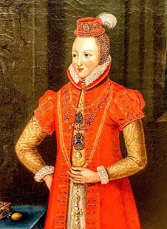 Elisabeth of Brunswick-Grubenhagen - Image: Elisabeth af Braunschweig Grubenhagen
