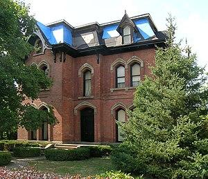 Elisha Taylor House - Image: Elisha Taylor House Detroit