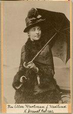 Ellen Hartman, porträtt - SMV - H3 186.tif