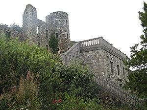 James Matthews (architect) - Terraces of Ellon Castle