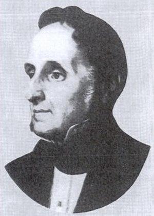 Emanuele Fenzi - Emanuele Fenzi 1784 - 1875. Senatore 1860