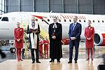 Embraer Taufe - Cristening (22627983717).jpg