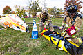 Emergency training put to test with crash exercise 131113-N-WY366-022.jpg