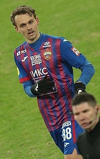 Emil Bohinen Norwegian association football player