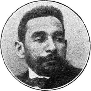 Emmanouil Lampakis - Lampakis in 1906