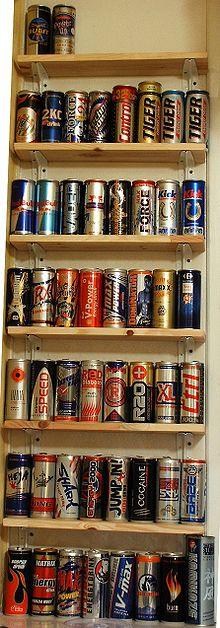 Sobe Adrenaline Energy Drink