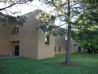University of Alabama in Huntsville - The Engineering Building