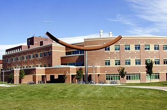 Center for Biofilm Engineering - Image: Engineering Physical Science Building Montana State University