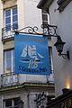 Enseigne, cour du Commerce-Saint-André 2010-04-24 n4.jpg