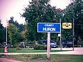 Entering Huron County, Ontario (21827812222).jpg