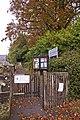Entrance to St Mark's C of E School, Staplefield - geograph.org.uk - 1039756.jpg