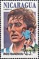 Enzo Francescoli 1994 stamp of Nicaragua.jpg