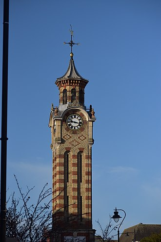 Epsom - Epsom Clock Tower Surrey