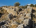 Eretria ancient city walls Euboea Greece.jpg