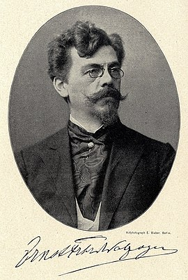 Ernst von Wolzogen