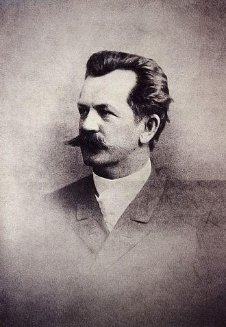 Ernst Ziller - Portrait