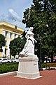 Erzsébet Square Nagykanizsa Elisabeth Sissi 01.JPG