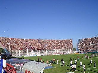 Flores, Buenos Aires - Image: Estadio Pedro Bidegain