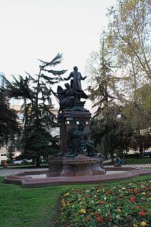 Plaza vicuna mackenna