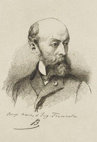 Eugène Fromentin - Image: Eugène Fromentin