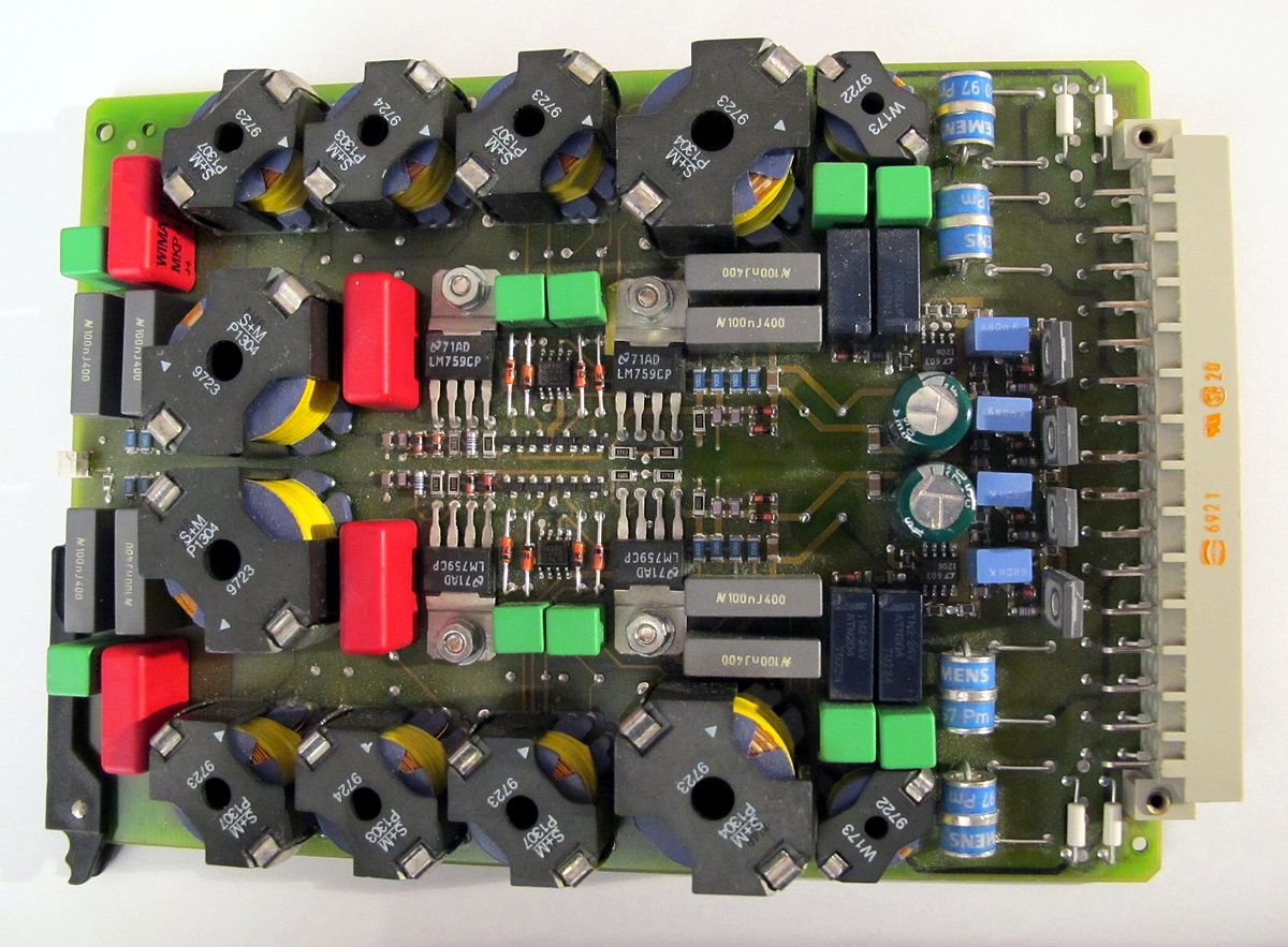Eurocard Printed Circuit Board Wikipedia Making Boards