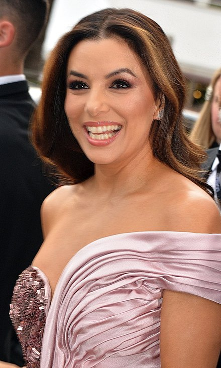 Longoria at the 2019 Cannes Film Festival Eva Longoria Cannes 2019 2.jpg