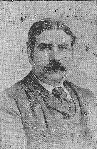 Evan Vincent Evans - Syr Evan Vincent Evans (1851-1934)