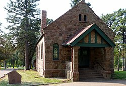 Evergreen Cemetery Chapel.JPG