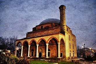 Mimar Sinan - Osman Shah Mosque in Trikala