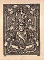 Ex Libris Emilie und Heini Leonhard von Rheude 1919.jpg